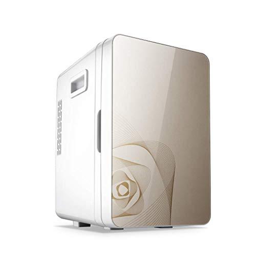GONGFF Mini refrigerador 20L refrigerador de refrigeración pequeño para el hogar refrigerador...