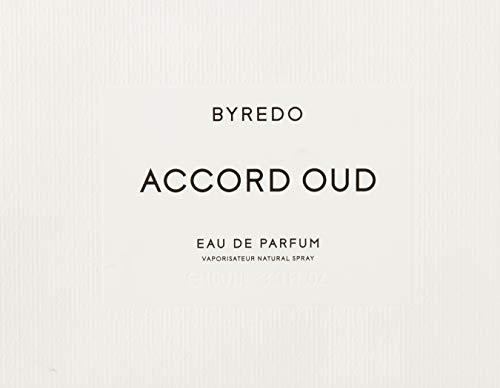 Byredo Edp Accord Oud 100 Ml - 100 ml