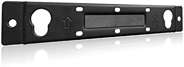 WALI Sound Bar Speaker Wall Mount Bracket Holder Stands Compatible for Bose Solo 5 (BSM001), Black