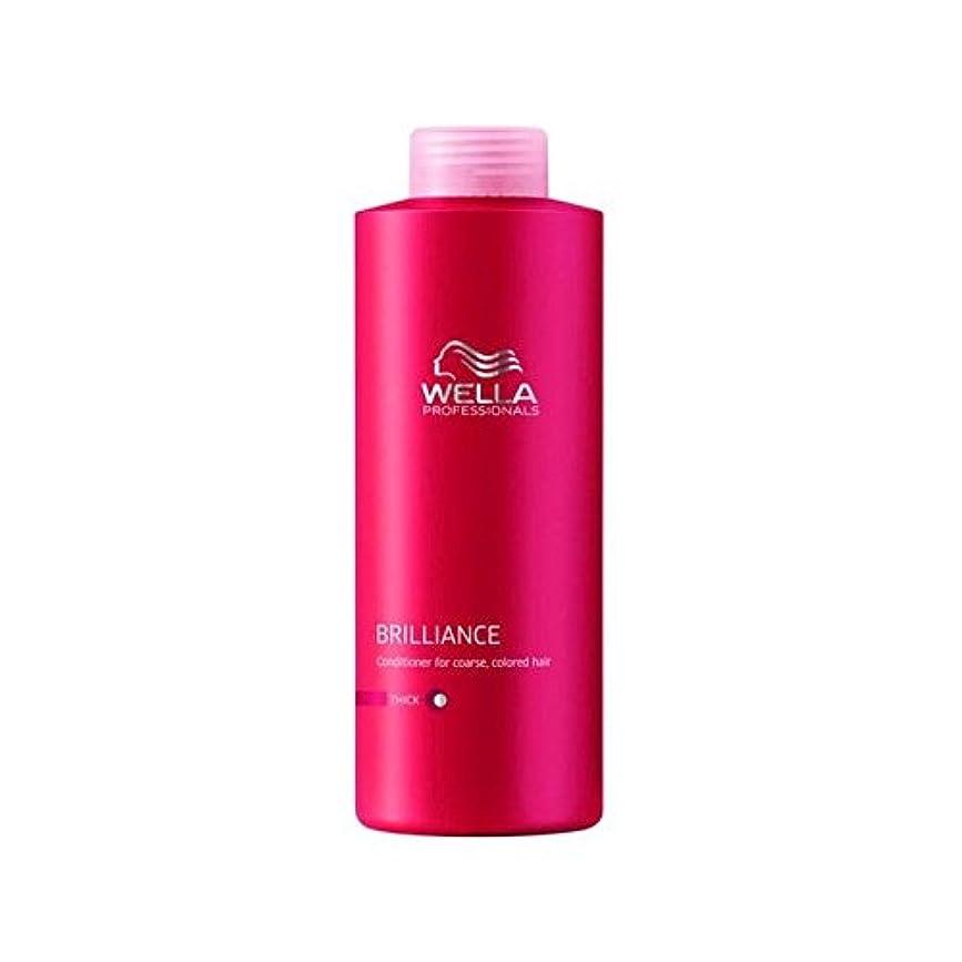 ウェラの専門家は粗いコンディショナー(千ミリリットル)を豊かに x2 - Wella Professionals Enrich Coarse Conditioner (1000ml) (Pack of 2) [並行輸入品]