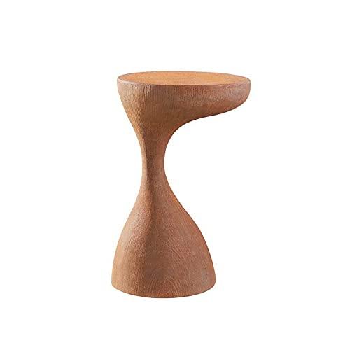 HBCHEN Tavolino da salotto per la casa, tavolino da salotto intagliato a mano, tavolino da giardino per salotto, adatto per esterni tavolino da salotto