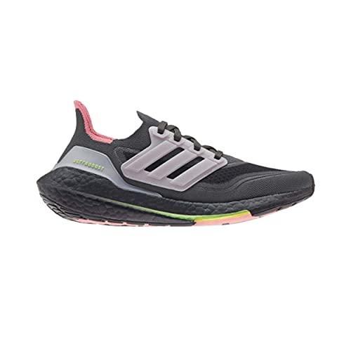 adidas Ultraboost 21 Scarpa Running da Strada per Donna Nero Multicolore 37 1/3 EU