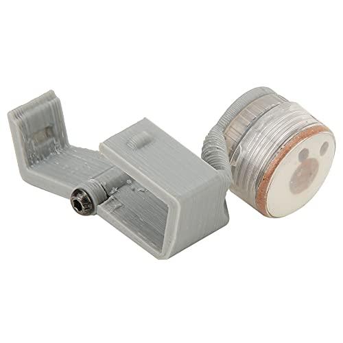Uxsiya Drone Light, lampadine a LED RC Searchlight Indicatore LED Anti-Perso per Mini Drone(Grigio)