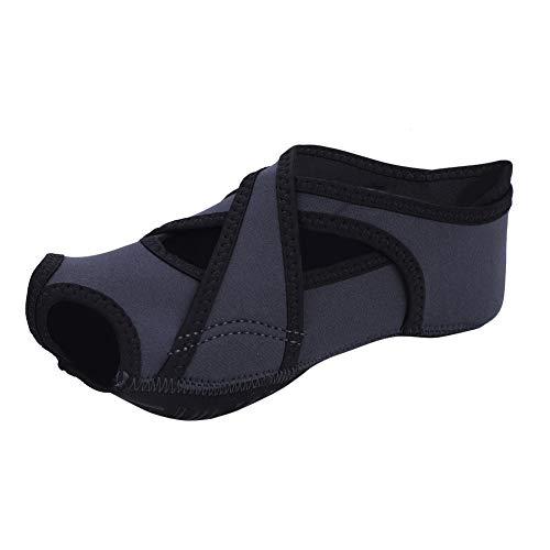 Leyee Yoga-Socken Professionelle Anti-Rutsch-Fitness-Training für Erwachsene Yoga-Tanzsocken Schuhe Farbe Größe Optional
