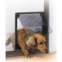 網戸専用 犬猫出入り口 Mサイズ(小型犬用) PD3035