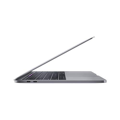 Apple MacBook Pro (13-Inch, 8GB RAM, 256GB Storage) – Space Gray (Previous Model)