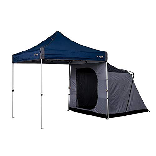 Oztrail Tienda Portico para Gazebo 2.4 para Tres Personas 220x240cm Altura de 193cm 4.5kg Gazebo Portico Tent 2.4 MPGO-TP24-A Gazebo no Incluido.