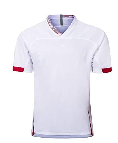 Rugby Shirt, Geschikt voor het seizoen lente, herfst, winter, zomer stijlnaam XX-Large Kleur