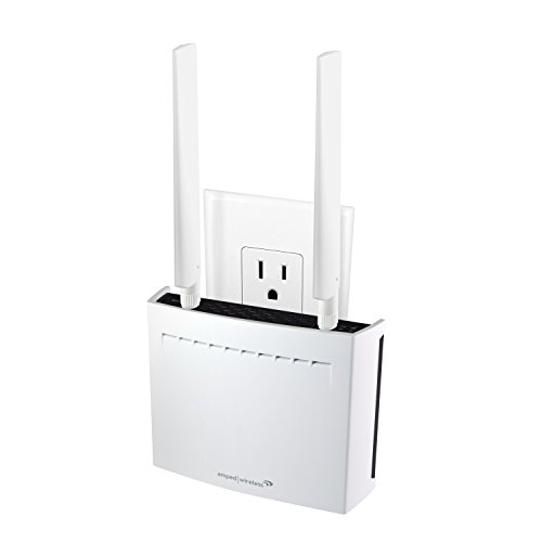 Amped Wireless High Power AC2600 Plug-in Wi-Fi Range Extender with MU-MIMO (REC44M)