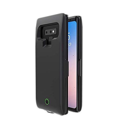 Samsung Galaxy S9Plus accu-beschermhoes, 7000 mAh, externe USB-poort, powerbank-afdekking, draagbare oplader voor Samsung Galaxy S9 Plus/S9+