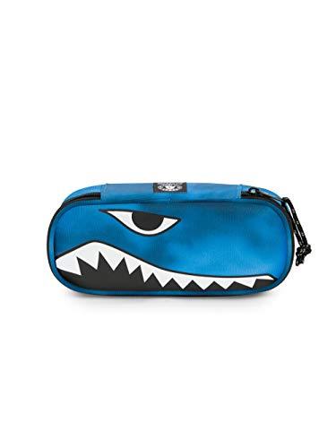 Invicta Lip Pencil Bag Gash Trousse ovale école Bleu – Rose – Noir – Papier toilette Varzi 1956 Spray