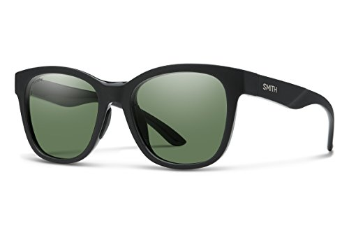 Smith Caper ChromaPop Polarized Sunglasses, Matte Black