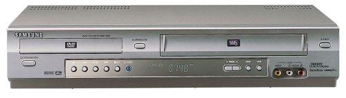 Samsung DVD-V 5450 DVD-Player/Videorekorder Silber