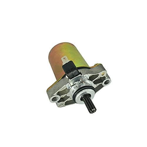 one by camamoto Motor de Arranque Encendido Compatible con (cod 77187200B Motor de Arranque Compatible con Scarabeo 50 Ditech Mojito 50 (99/03) / Crosser 50 / SR 50 Ditech/Euro 2)