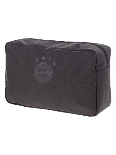 FC Bayern München Kulturbeutel anthrazit
