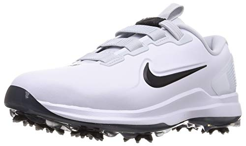 Nike TW71 FastFit - Scarpe da golf da uomo, Uomo, Bianco/nero, 8