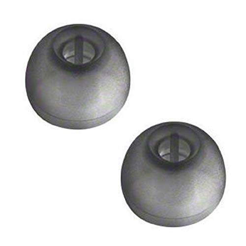 Sennheiser Ohradapter für Momentum In-Ear, CX 5.00/3.00 groß schwarz/transparent