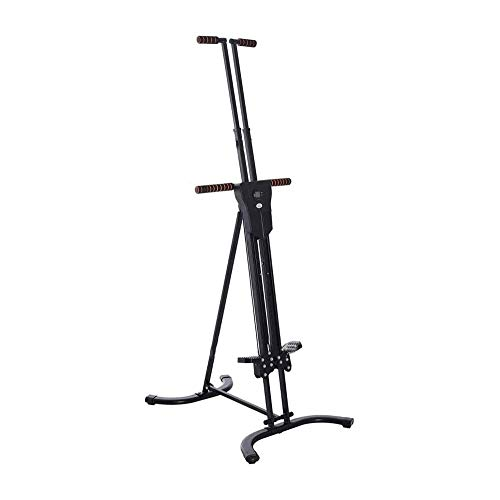 UIZSDIUZ Vertical Climbing Machine Folding Bike Machine Height adjustable 135-207cm, Ideal for Home Exercise Gym Full Body Exercise Cardio in Training