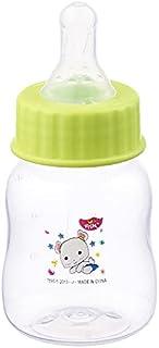 ببرونة بولي بروبيلين للاطفال كريستال ستاندارد من ليتل فيش، 90 مل - اخضر