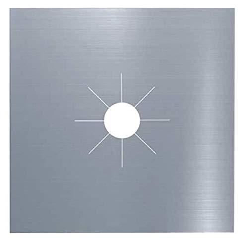 Lovelegis 1 pieza – Protector para encimera – Cocina a gas – Alfombra – Antiadherente – Fácil de limpiar – Cocina – Color al azar – Casa
