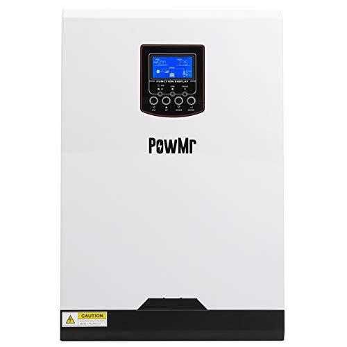 Convertisseur Pur Sinus, 5000W 5KVA 230VAC Output 48VDC 50A