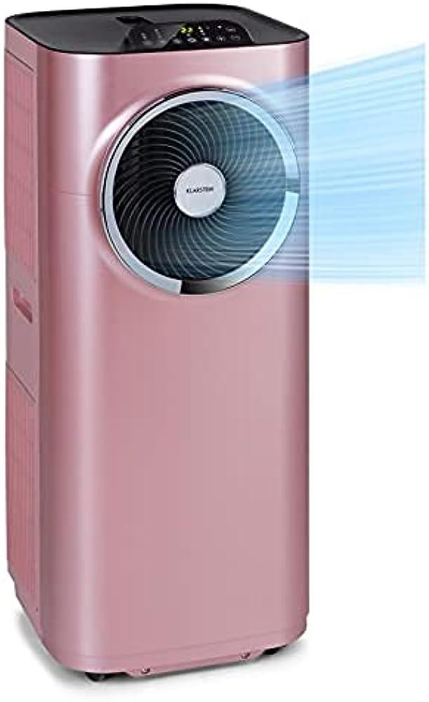 Klarstein, condizionatore portatile, raffrescatore, deumidificatore, ventilatore, 12.000 btu / 3,5 kw ACO15-90300-hwpc