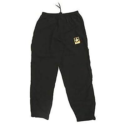 Military Surplus G.I. Issue Army PT Uniform Pants / APFU, Black/Gold, Large, WAPFUPL