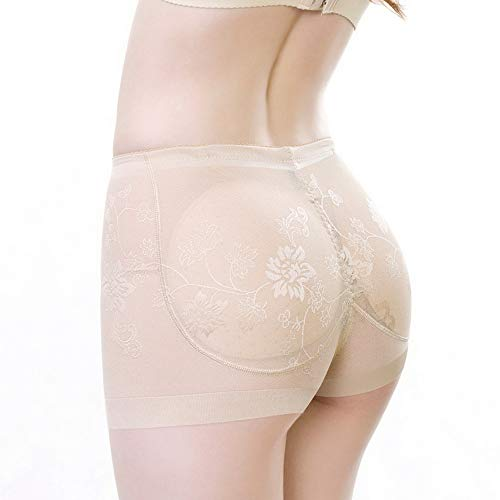 Swbreety Women Hips and Butt Lifter Removable Pads Enhancer Panties