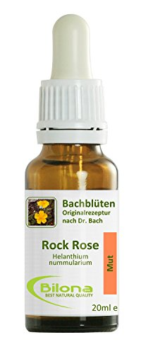 Joy Bachblüten, Essenz Nr. 26: Rock Rose; 20ml Stockbottle