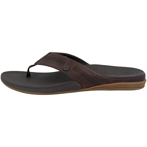 Reef Cushion Bounce Lux, Chanclas Hombre, Bro, 39