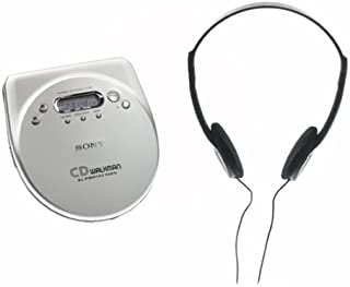 Sony DEJ815 Silver CD Walkman