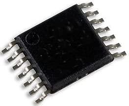 TEXAS INSTRUMENTS MSP430G2001IPW14R MICROCONTROLLER MCU 16 BIT MSP430 16MHZ TSSOP-14