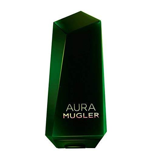 100% Authentic MUGLER AURA MUGLER BODY LOTION 200ml Made in France + 2 Niche perfume samples free