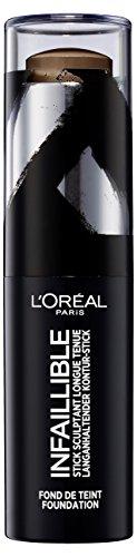 L'Oréal Paris Infaillible Kontur-Stick Foundation 240 Expresso, 1er Pack (1 x 9 g)