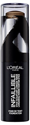 L'Oréal Paris Infaillible Kontur-Stick Foundation 240 Expresso, 1er Pack (1 x 9 g)