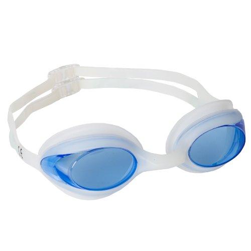 Ultrasport Schwimmbrille Mit Getönten Gläsern Und Einstellbarem Kopfband Gafas de natación, Unisex