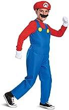 Disguise Nintendo Mario Deluxe Boys' Costume