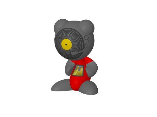 Mattel - M1622 - Jeu Electronique - Radica - Funkeys- Scratch Normal