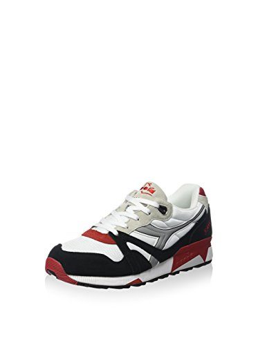 Diadora Sneaker N9000 Nyl Bianco/Grigio EU 36 (3.5 UK)