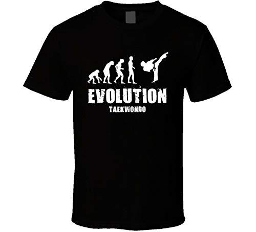 ryan robison Evolution Tae Kwon Do Taekwondo T Shirt