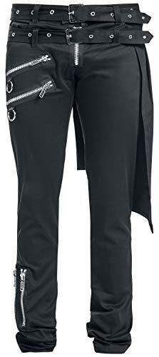 Vixxsin Graves Pant Slim Fit Männer Stoffhose schwarz W32L32