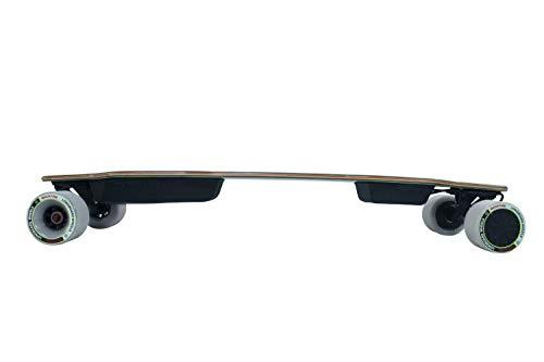 Backfire G2 Galaxy Electric Skateboard- Galaxy 2020 Model, with Turbo Model on Remote, 25 MPH Top Speed, 180 Days Warranty