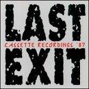 Cassette Recordings 1987