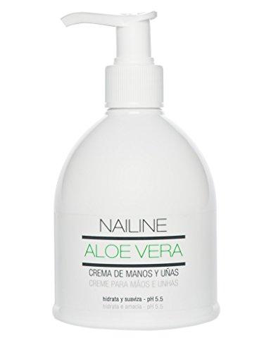 Nailine Crema Manos Uñas Aloe Vera 300ml