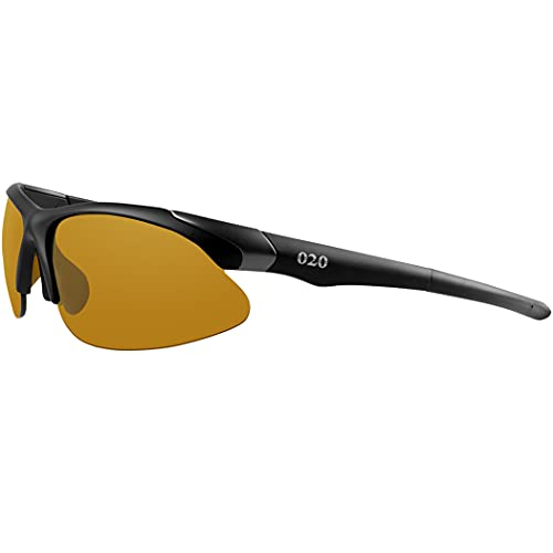 O2O Golf Sunglasses Sport Sunglasses for Golf Ball Men...