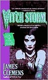 Wit'ch Storm Publisher: Del Rey