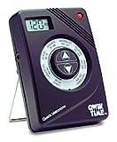 Qt-3 Qwik Time - Metrónomo de cuarzo para todos los instrumentos, producto vario, todos los estilos, accesorio, por Evets Corp.