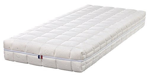 King of Dreams Natural Latex 140x190 Matelas Latex...