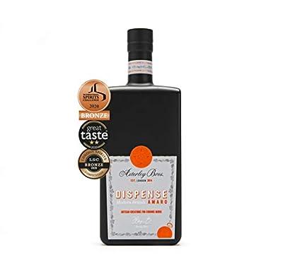 Amaro - DISPENSE by Asterley Bros - Modern British Amaro For Negronis, Spritz and Highballs - 500ml