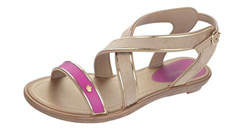 Grendha Amour Damen Sandalen - Beige Rosa-Beige/Pink-38